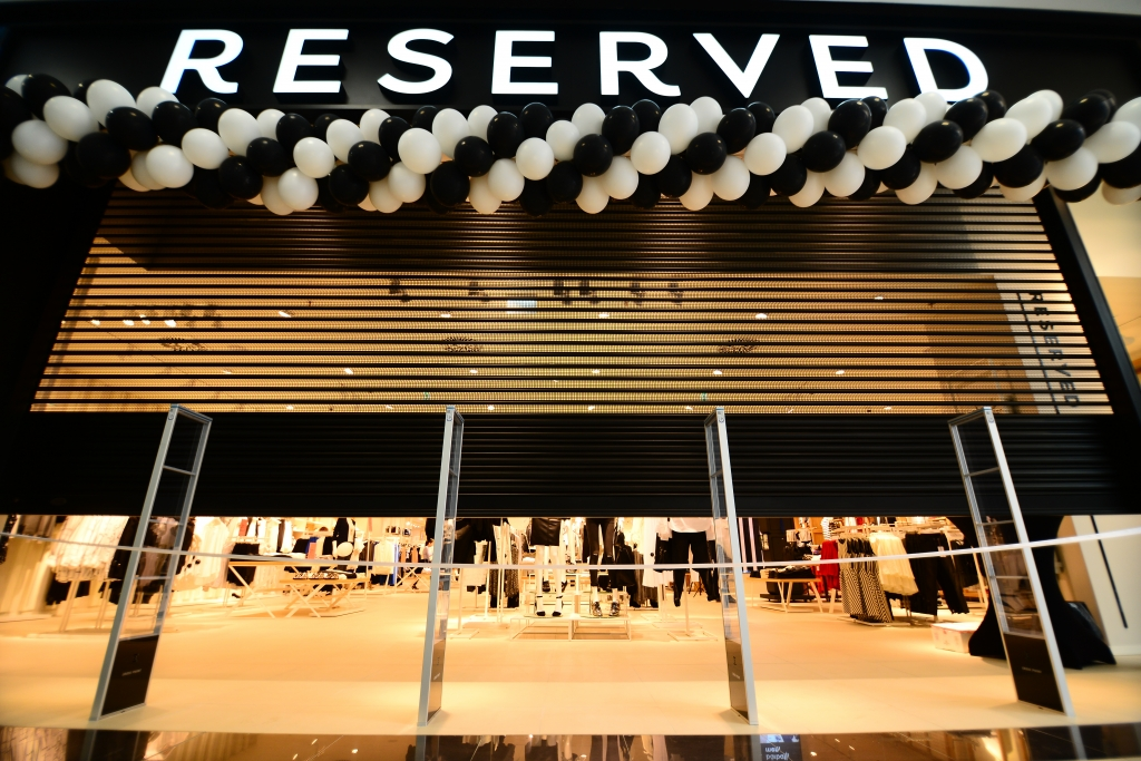 RESERVED STORES REOPENING