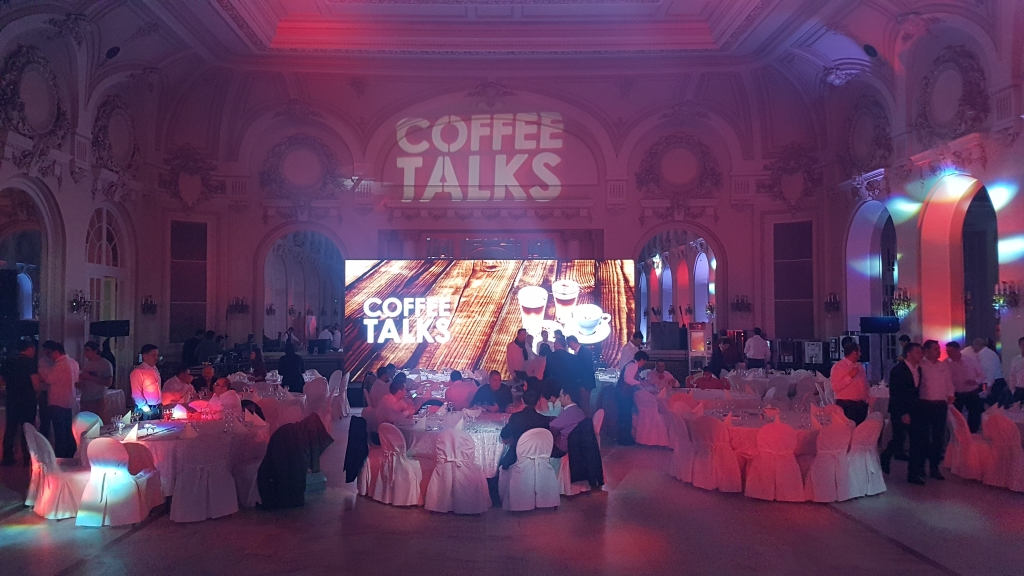CONFERINTA NESTLE – COFFEE TALKS