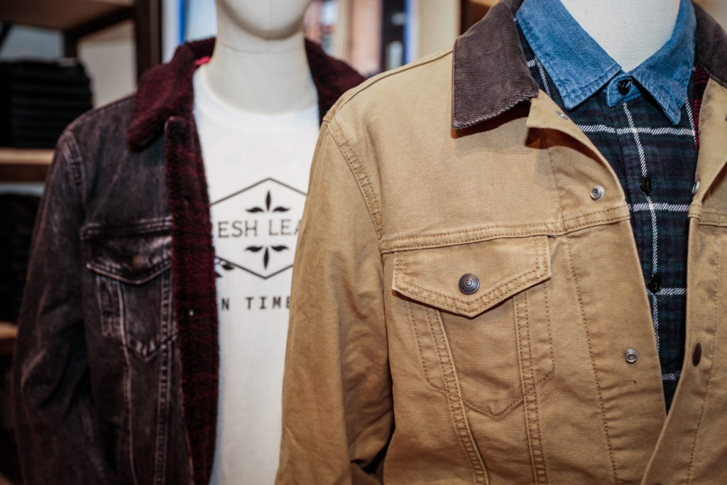 LEVI'S X JUSTIN TIMBERLAKE COLLECTION LAUNCH