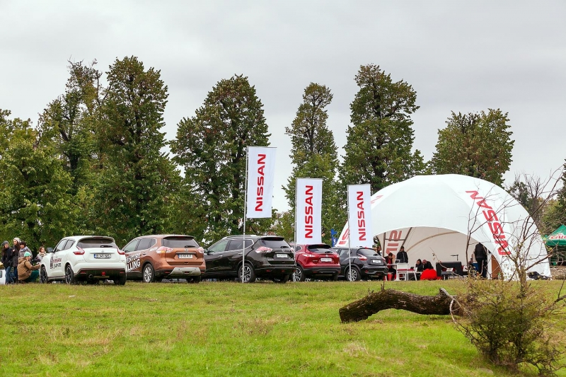 NISSAN AT KARPATIA HORSE TRIALS