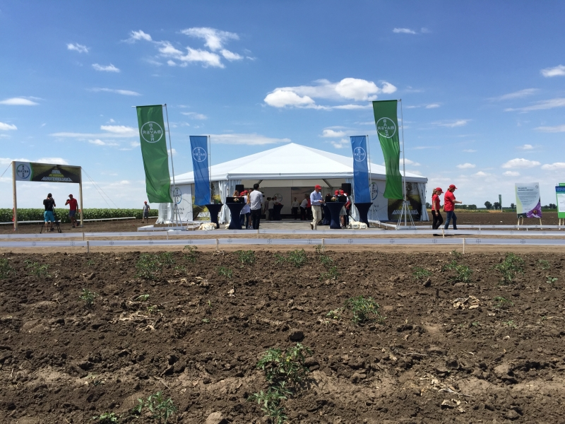 BAYER AGRO INNOVATION CENTRE OPENING