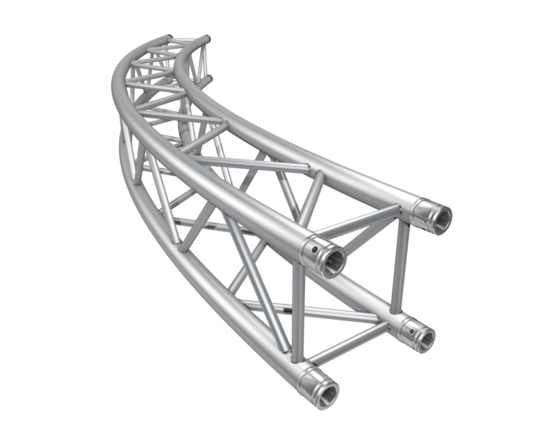 Global Truss F34R40-45 Circ. Element – Ø 8.0m