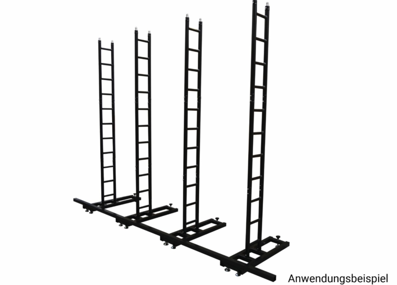 Stacking and Hanging System