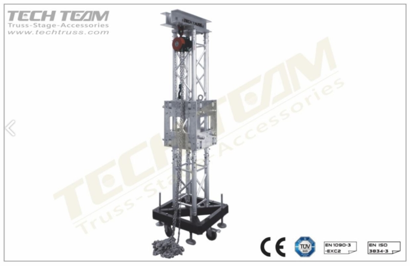 F34 Tower Lifting System